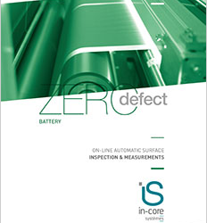 Inspection solutions for Lithium-ion, Lithium-polymer batteries