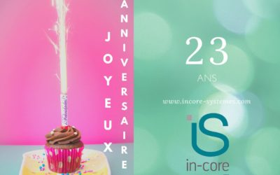 IN-CORE celebrates 23 years serving the high-value converting industry